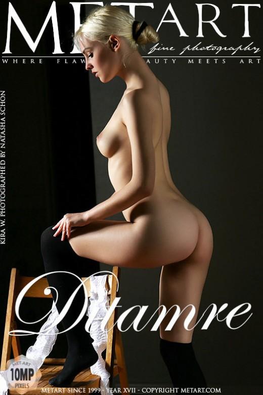 Kira W - `Ditamre` - by Natasha Schon for METART