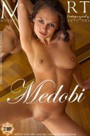Karina Voss in Medobi gallery from METART by Catherine