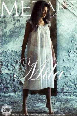 Mila Mendes  from METART