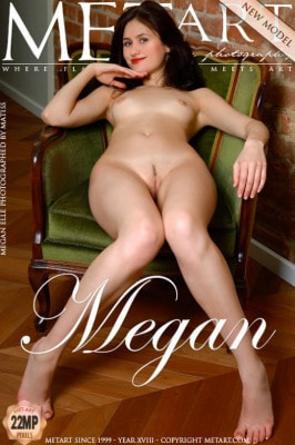 Megan Elle  from METART