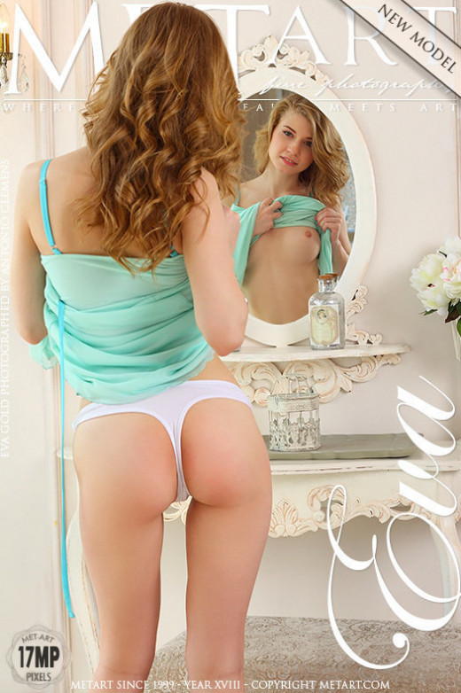 Presenting Eva Gold gallery from METART by Antonio Clemens