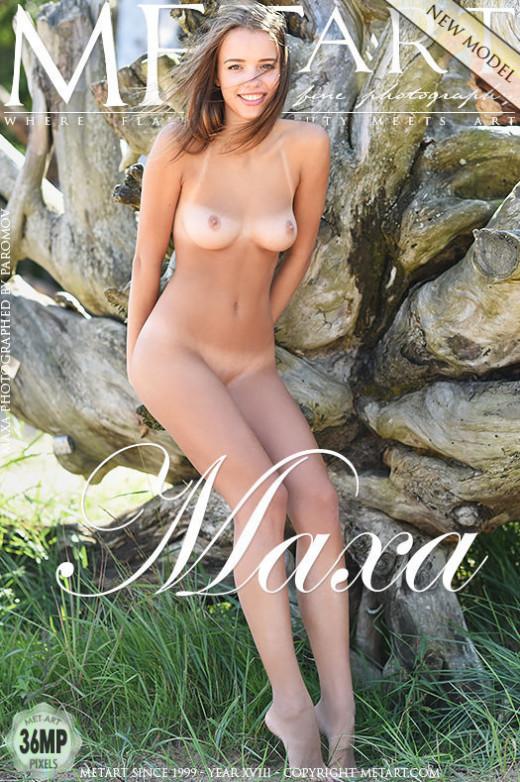 Presenting Maxa gallery from METART by Paromov