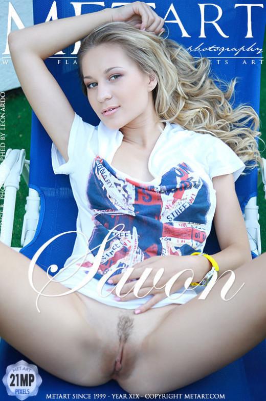 Candice B - `Savon` - by Leonardo for METART