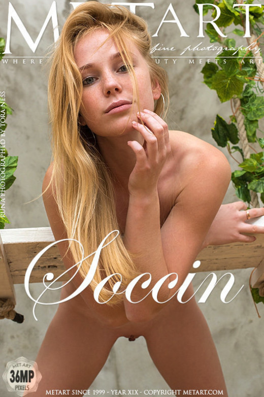 Runa - `Soccin` - by Tora Ness for METART