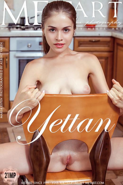Maria Espen in Yettan gallery from METART by Albert Varin