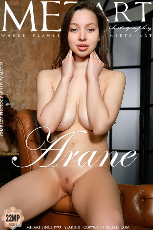 Charlize in Arane gallery from METART by Matiss
