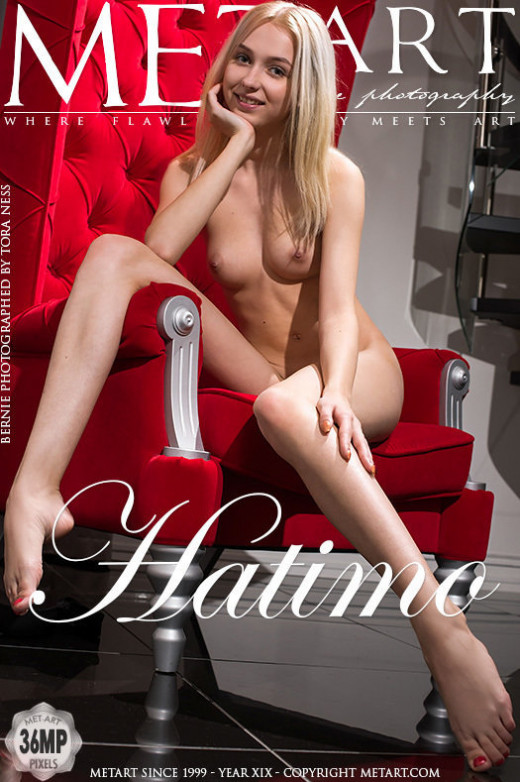 Bernie in Hatimo gallery from METART by Tora Ness