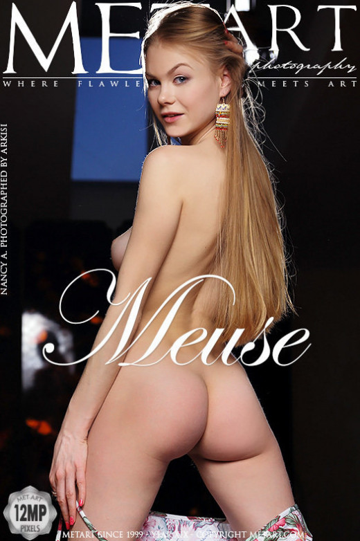 Nancy A - `Meuse` - by Arkisi for METART