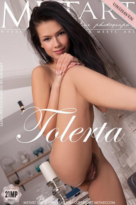 Laina - `Tolerta` - by Koenart for METART