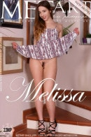 Presenting Melissa White gallery from METART by Luca Helios