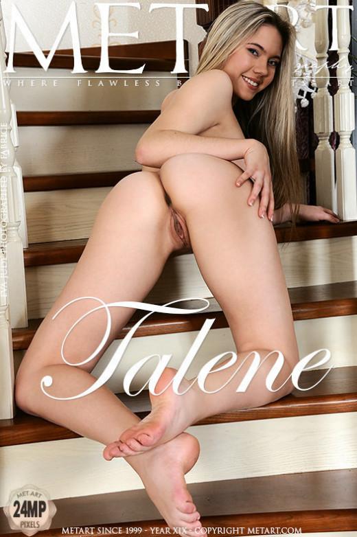 Eva Jude in Talene gallery from METART by Fabrice