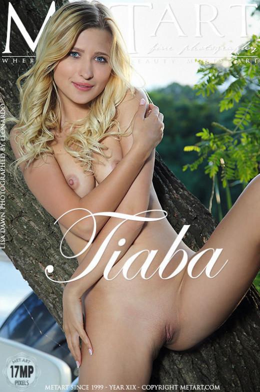 Lisa Dawn - `Tiaba` - by Leonardo for METART