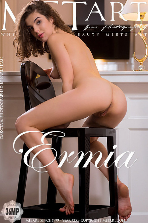 Dakota A in Ermia gallery from METART by Karl Sirmi
