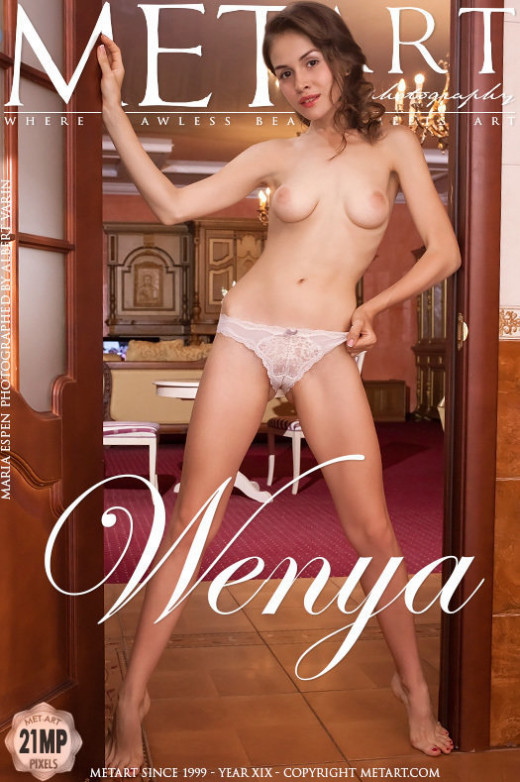 Maria Espen in Wenya gallery from METART by Albert Varin