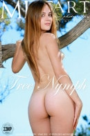 Hailey in Tree Nymph gallery from METART by Matiss