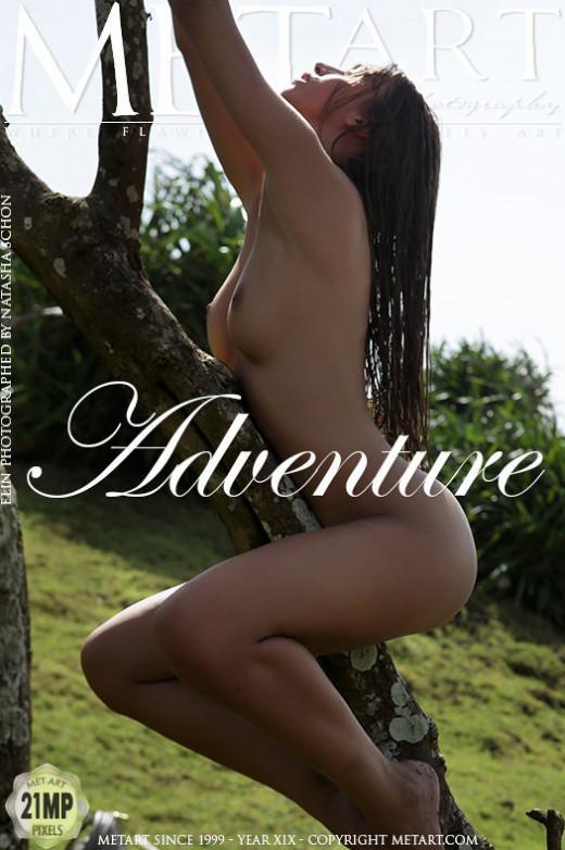 Elin in Adventure gallery from METART by Natasha Schon