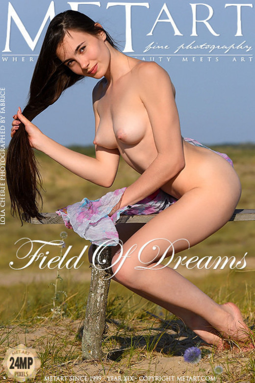 Lola Cherie in Field Of Dreams gallery from METART by Fabrice