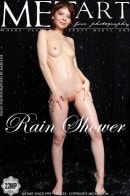 Renzi in Rain Shower gallery from METART by Marlene