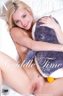 Zazie in Cuddle Time gallery from METART by Deltagamma