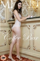 Staffie in Coffee Bar gallery from METART by Matiss
