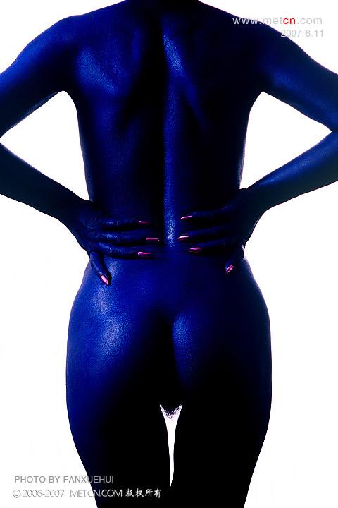 `Female Body Sculpture` - by Fan Xuehui for METCN
