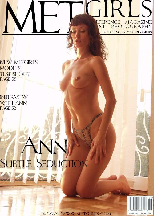 Ann - `Subtle Seduction` - for METGIRLS