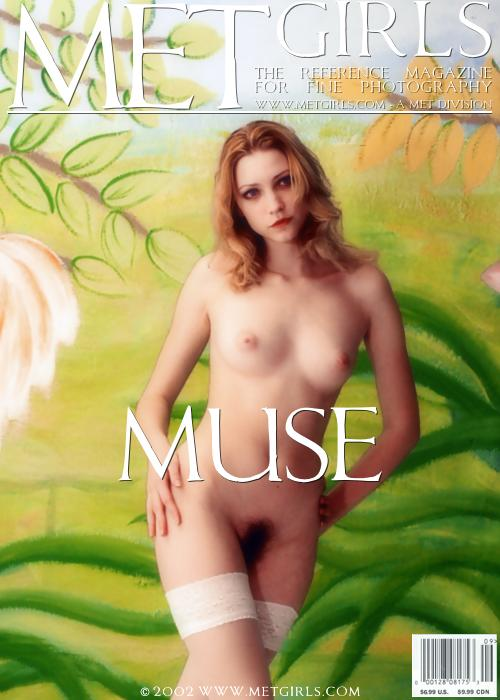 Evia - `Muse` - for METGIRLS