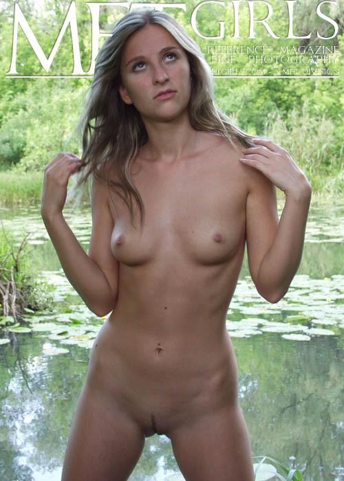 Ruth - `Teen Nudist` - for METGIRLS