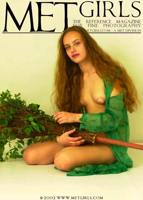 `The Green Robe` - for METGIRLS