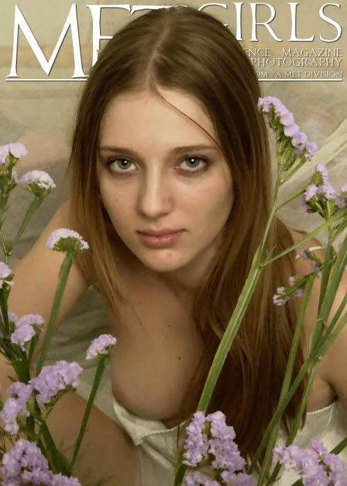 Aline A - `Bed of Flowers` - for METGIRLS