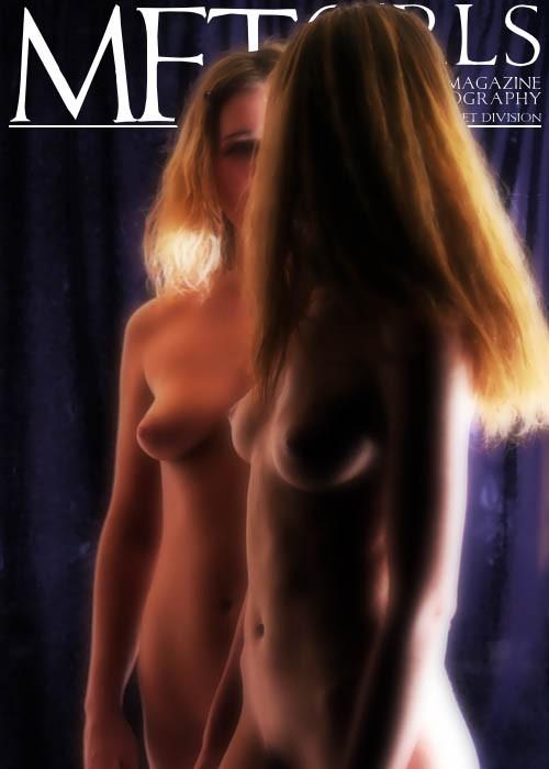 `Artistic Nude Shadows 1` - by Sandro Cignali for METGIRLS