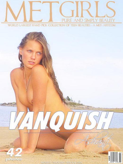 Ashanti - `Vanquish` - for METGIRLS