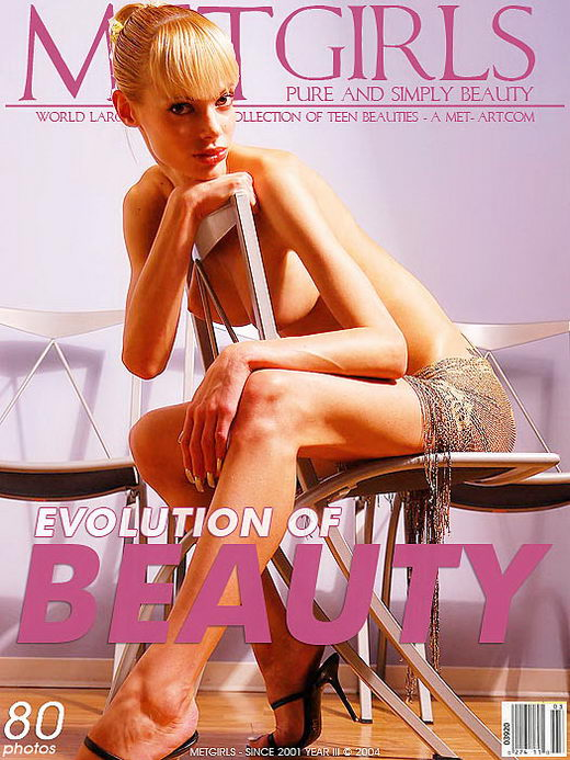`Evolution of Beauty` - for METGIRLS