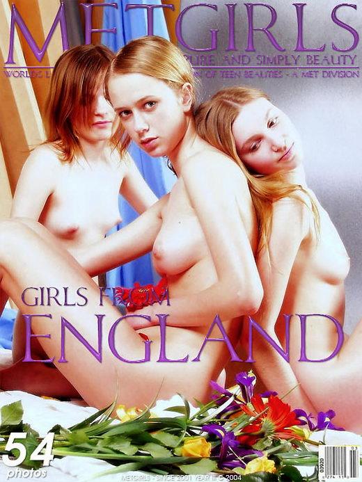 `Girls from England` - for METGIRLS