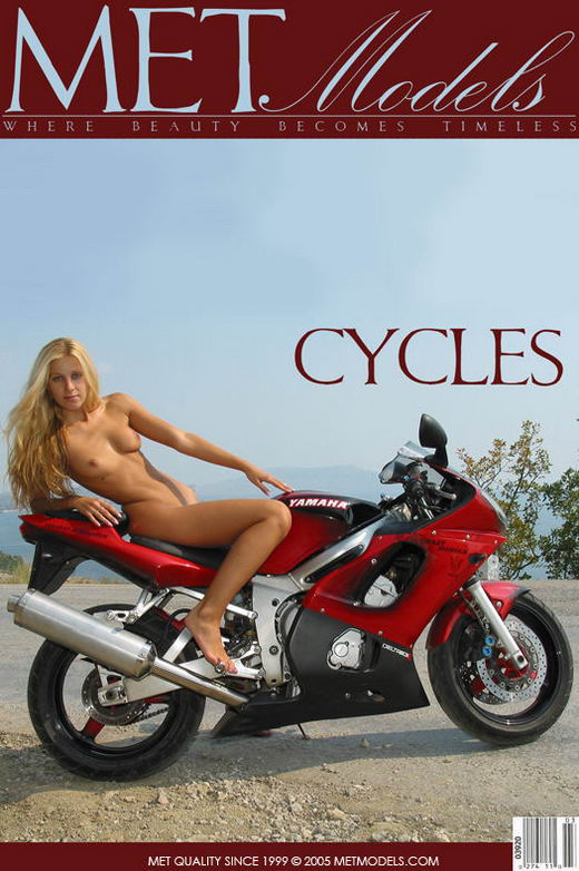 Juliet - `Cycles` - by Max Stan for METMODELS