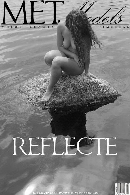Eden & Edith - `Reflecte` - by Jilles Villeprat for METMODELS
