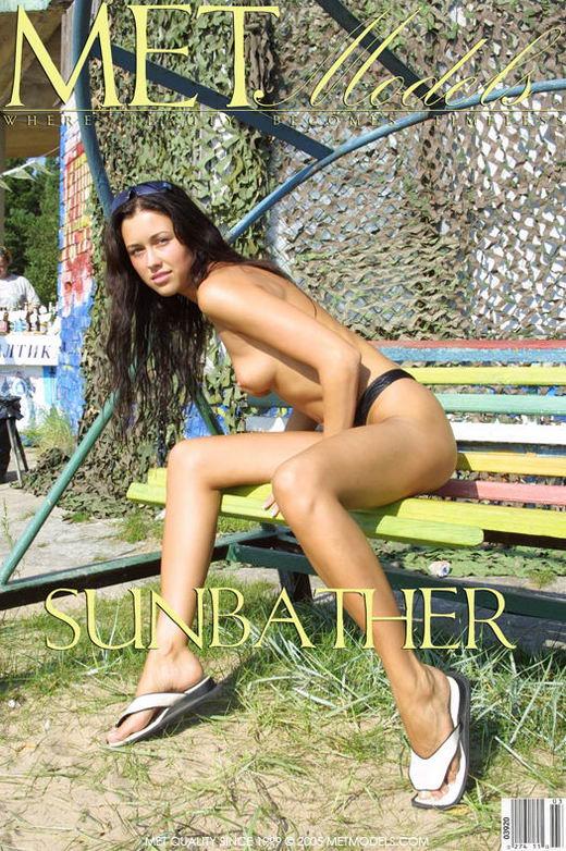 Corinna in Sunbather gallery from METMODELS by Alexander Fedorov