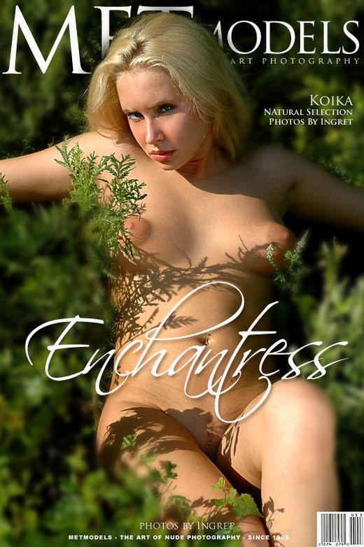 Koika in Enchantress gallery from METMODELS by Ingret