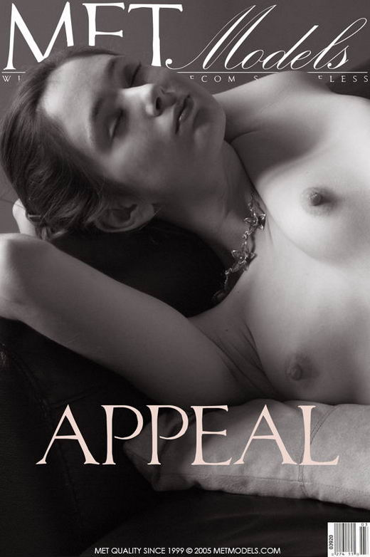 Geraldine - `Appeal` - by Michael White for METMODELS