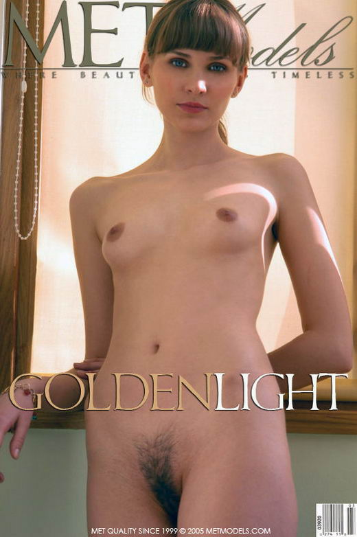 Violet - `Goldenlight` - by Alexander Voronin for METMODELS