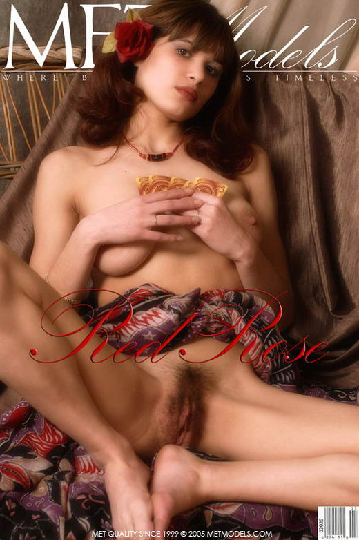 Carmen - `Red Rose` - for METMODELS