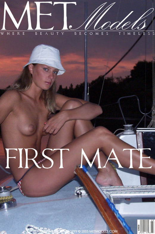 Kaya in First Mate gallery from METMODELS by Natasha Schon
