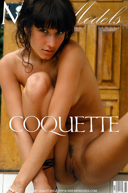 Daisi in Coquette gallery from METMODELS by Alexander Voronin