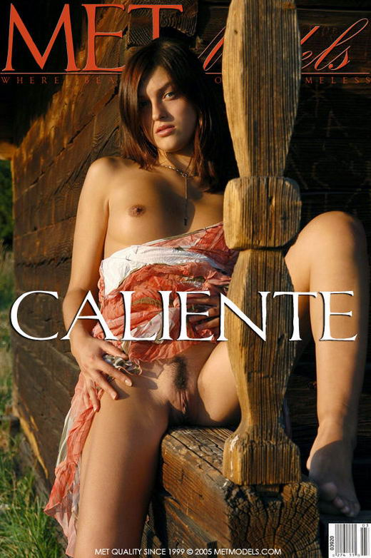Sharon - `Caliente` - by Alexander Voronin for METMODELS
