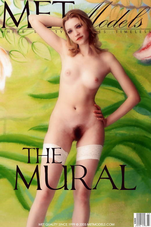 Evia - `The Mural` - by Sandro Cignali for METMODELS