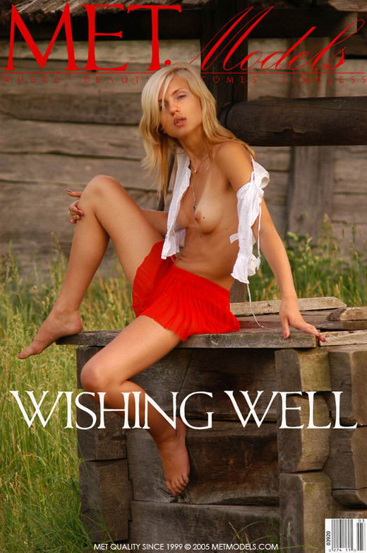 Dakota - `Wishing Well` - by Pasha for METMODELS