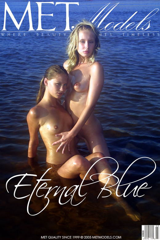 Koika & Ashanti - `Eternal Blue` - by Alexander Fedorov for METMODELS