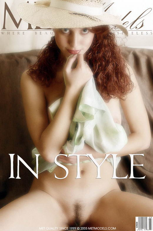 Auda in In Style gallery from METMODELS