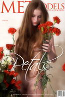Duscha in Petals gallery from METMODELS by Sandro Cignali