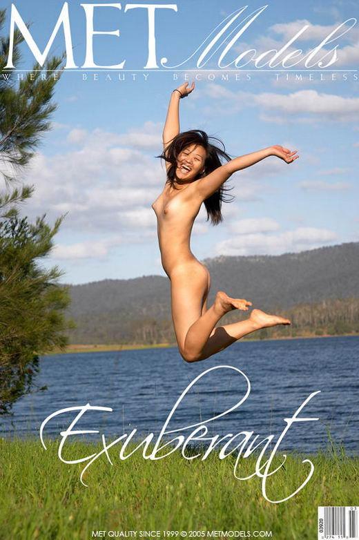 Leen in Exuberant gallery from METMODELS by Ben Heys